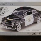 Highway Patrol / patrol car die cast