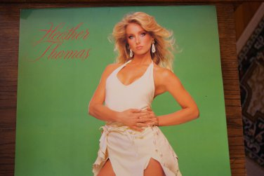 Heather Thomas Calendar 1989
