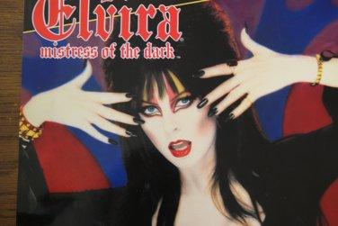Elvira Mistress of the Dark Calendar 1992