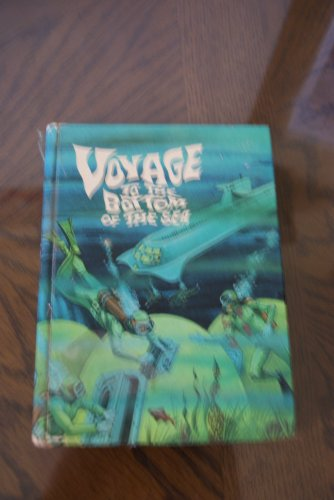 Voyage to the Bottom of the Sea / Whitman book