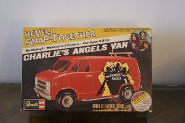 Charlie's Angels Van