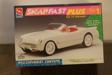 1953 Corvette / snap fast