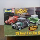 '29 Ford 3 'n 1 Rat Rod model kit