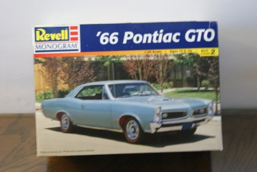 '66 Pontiac GTO model kit