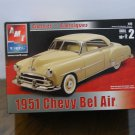 1951 Chevy Bel Air model kit