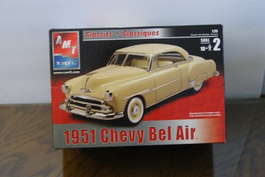 1951 Chevy Bel Air model kit
