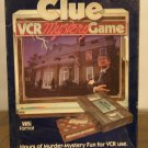 Clue / A VCR Mystery Game