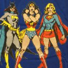 Batgirl / Wonder Woman / Supergirl Tee