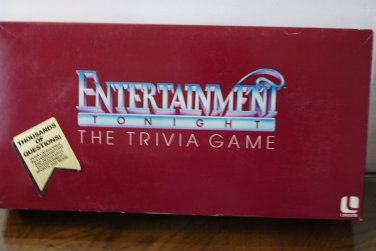 Entertainment Tonight the trivia game