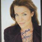 Claudia Christain autograph
