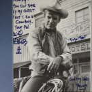Will Hutchens / Sugarfoot autograph