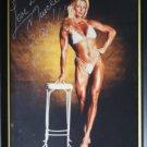 Zap / Raye Hollitt autographed photograph / Gladiator photographs