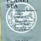 Avon Planet Spa Sample-Dead Sea Minerals Facial Mud Mask