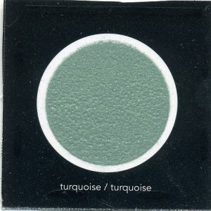 Avon True Color Eye Shadow Sample-Turquoise!