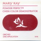 Mary Kay Powder Perfect Cheek Color Sample -Orchid