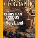 National Geographic June 2009 The Christian Exodus from the Holy Land