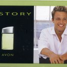 Avon's Liqua-Touch Fragrance Sample-History!