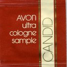 Avon Fragrance Sample- Candid!