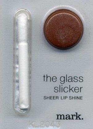 Mark The Glass Slicker Lipstick Sample-Delusion!