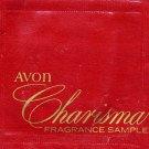 Avon Fragrance Sample- Charisma!