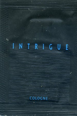 Avon Mens Cologne Sample - Intrigue!