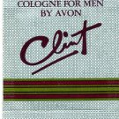 Avon Mens Cologne Sample - Clint!