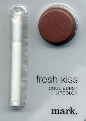 Mark Fresh Kiss Cool Burst Lipstick Sample-Busted!