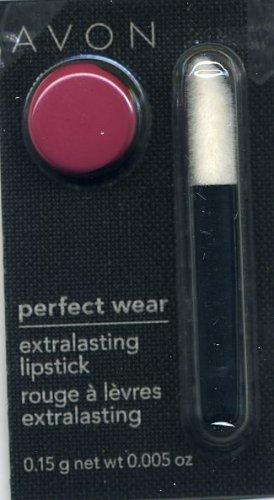 Avon Perfect Wear Extralasting Lipstick~Forever Fuchsia!