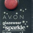 Avon Glazewear Sparkle Lip Gloss ~Apple Cinnamon!