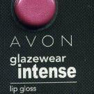 Avon Glazewear Intense Lip Gloss ~Intense Plum!