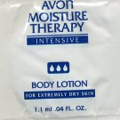 Avon Sample-Moisture Therapy Intensive Body Lotion!