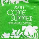 Avon Fragrance Sample- Come Summer!