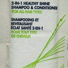 Avon Sample-Advanced Techniques Healthy Shine Shampoo & Conditioner
