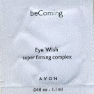 Avon Becoming Eye Wish Sample!