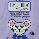Avon Sample-Tiny Tillia Signature Calming Moisturizing Lotion!