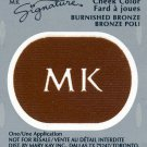 Mary Kay Cheek Color Sample -Burnished Bronze!