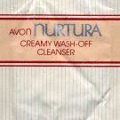 Avon Nurtura Light Creamy Wash-Off Cleanser Sample!