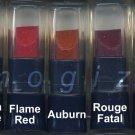 Avon Ultra Color Rich Renewable Lipstick Sample-Auburn!