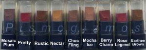 Avon Ultra Color Rich Renewable Lipstick Sample-Mocha Ice!