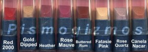 Avon Ultra Color Rich Renewable Lipstick Sample-Rose Mauve!