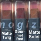 Avon Ultra Color Rich Renewable Lipstick Sample-Matte Gourmet Red!