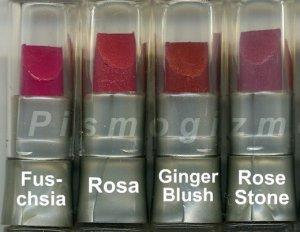 Avon  Sample Beyond Color Nutralush Plumping Lipstick SPF-12-Rosa!