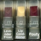 Avon  Sample Beyond Color Nutralush Plumping Lipstick SPF-12-Lip Conditioner!
