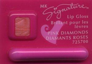 Mary Kay Pink Diamonds Signature Lipgloss Sample
