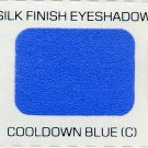 Avon Cool Down Blue Silk Finish Eyeshadow Sample