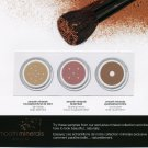 Smooth Minerals Foundation, Blush and Eyeshadow Sampler Card