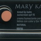 Mary Kay Natural Tinted Lip Balm Sunscreen SPF12 Sample