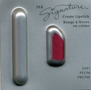 Mary Kay Plum Signature Creme Lipstick Sample