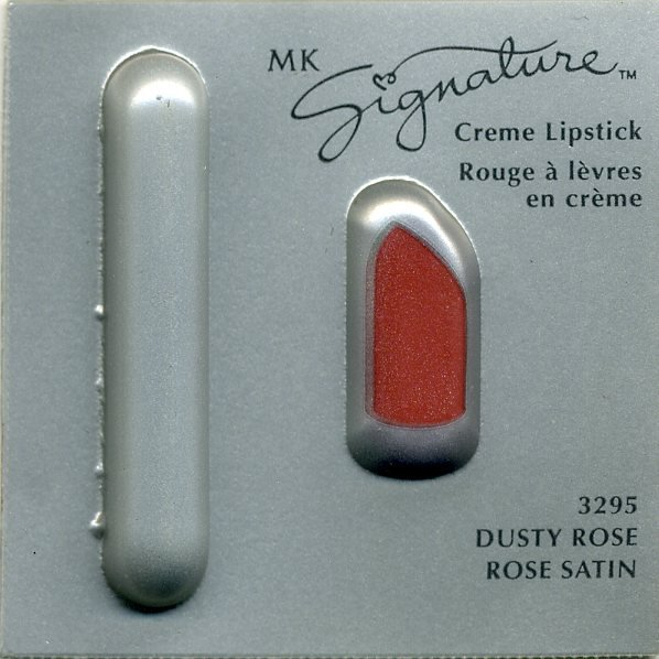 Mary Kay Dusty Rose Signature Creme Lipstick Sample