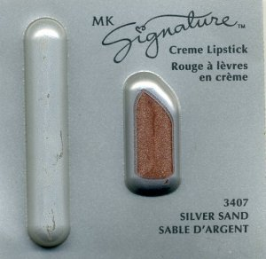 Mary Kay Silver Sand Signature Creme Lipstick Sample